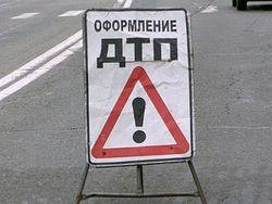 Смертельное ДТП с участием мотоциклиста в Москве