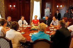 Инвесторам: какую ипотеку порекомендовал Медведев для села?