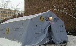 К чему готовиться петербуржским бомжам 23 февраля?