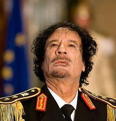 Каддафи скорее погибнет, но не бросит Ливию?