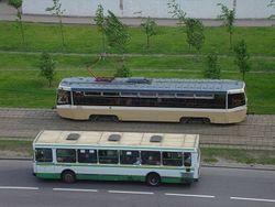 Москва инвестирует в общественный транспорт