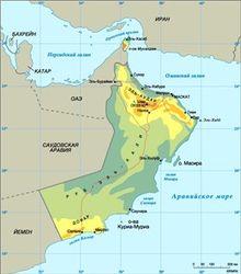 Ситуация в Омане накалена до предела?