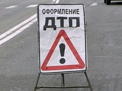 ДТП: в Петербурге перевернулась маршрутка с людьми