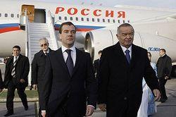 Какие вопросы в ходе встречи будут обсуждать Каримов и Медведев?