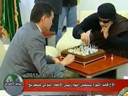 Каддафи поведал Илюмжинову о своем чудесном спасении
