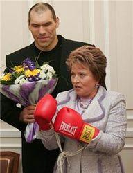 Пойдет ли Матвиенко на третий срок?