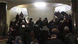 Чем были шокированы пассажиры московского метро?