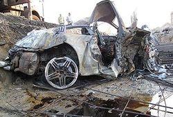 Ужасное ДТП - в Киеве в Порше сгорели люди