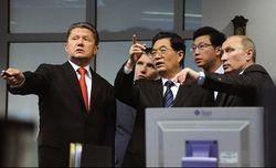 Инвесторам: газовые контракты России с Китаем остались неподписанными