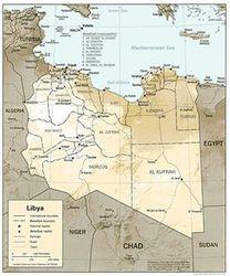 Мировые лидеры уже начали делить Ливию?