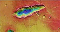 Ученые ломают головы – кто ходил по Марсу?
