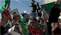 Ливия: Революция или гражданская война?