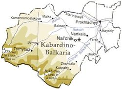 Как погиб террорист в Нальчике?