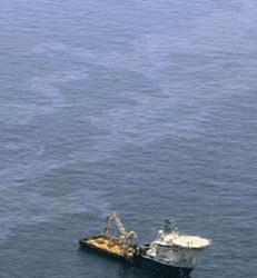 Кто сбрасывает в Черное море большое количество нефти?