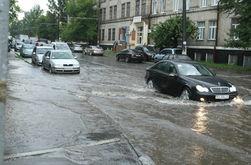 После снегопадов Украине грозит потоп из-за ливней