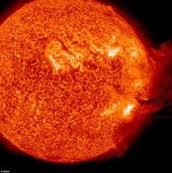 Учёные выяснили чем грозит спад солнечной активности ближайшим будущим