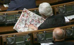 Только 19 народных депутатов отказались от материальной помощи