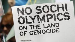 В Великобритании призывают бойкотировать Олимпиаду-2014 в Сочи