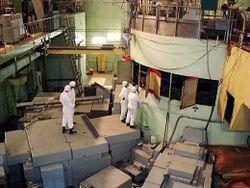 Работа на немецкой АЭС приостановлена из-за проблем с топливной сборкой