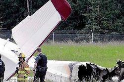 В авиакатастрофе на Аляске погибли 10 человек