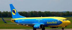 Аэропорт «Борисполь» требует от «Аэросвита» 5,3 млн. долларов