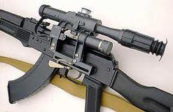 Эксперты назвали, чем АК-74М превосходит американскую M16