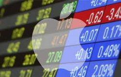 акции Apple достигнут цены в 900 долларов