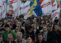 50 тыс. активистов от оппозиции уверяют, что митингуют не за деньги