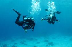 В Крыму утонула семейная пара аквалангистов из Мариуполя
