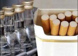 Алкоголь и сигареты в Украине дорожать не будут. Пока…