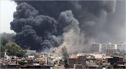 Сирия: по Алеппо нанесли новый ракетный удар, и курс нефти падает