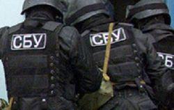 «Альфа» в «УДАР»е: силовики ищут документы в офисе депутата