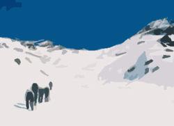 Альпинист мог погибнуть на Эльбрусе от сердечной недостаточности