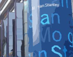 Американский Morgan Stanley завершил I квартал с рекордным убытком
