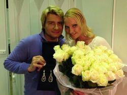 Соцсети: свадебные фото Баскова и Волочковой до свадьбы - плохая примета