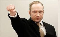 Брейвику не хватило одного члена для создания Фашистской партии