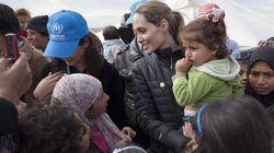 С сирийскими детьми