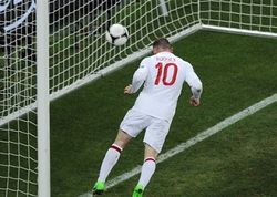 Англия – Украина: статистика матча