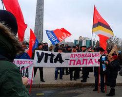 У Киево-Печерской Лавры начинается антифашистский марш ПР