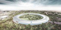 Стоимость нового дома Apple составит 5 млрд. долларов