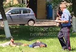 Причина стрельбы в Киеве у ЗАГСа – ловили насильников, один сбежал