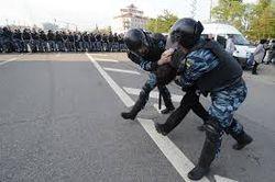 14 россиян задержаны на Красной площади