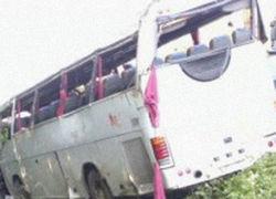 Арестован водитель разбившегося в ДТП в Украине автобуса