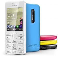 Инвесторам: Nokia показала бюджетные Asha 205 и Asha 206