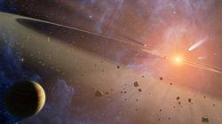 Украинские астрономы назвали открытый астероид в честь Википедии