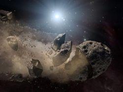 Как добыть полезные ископаемые с астероидов? Вывести их на орбиту Луны
