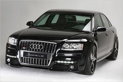 Продажи гибридного Audi A8 в Европе стартуют уже в мае