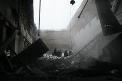 Трое спасателей пострадали в Новосибирске