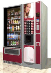 Торговые автоматы весьма популярны в США