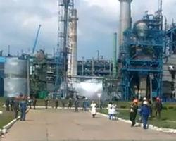Прокуратура Украины назвала основные версии причин аварии на «Стироле»